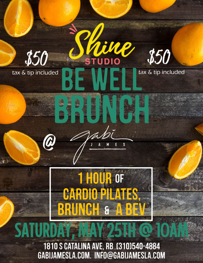 Be Well Brunch